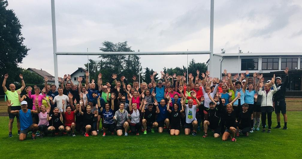 Marathonprojekt Frankfurt mit Trainerin Petra Wassiluk