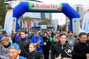Marathon-Wochenende in Frankfurt